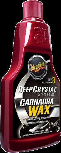 Meguiar's Deep Crystal System Carnauba  Wax
