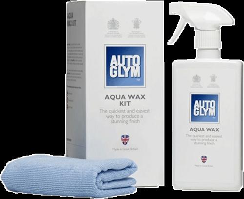 Autoglym Rapid Aquawax kit