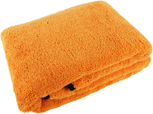 CSF Delirium Orange Drying Towel