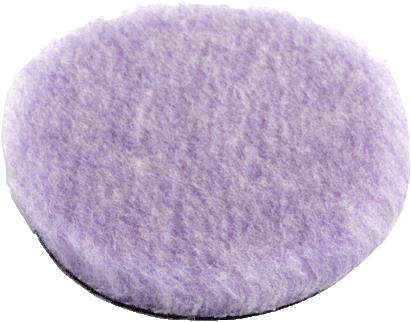 "Monello Foamed Wool 4,25"" Cutting Pad"