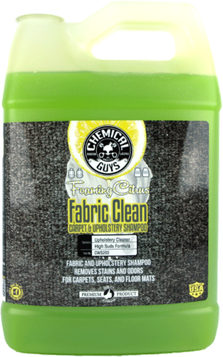 Chemical Guys Fabric Clean Gallon
