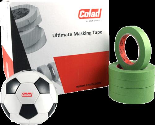 Colad Aqua Dynamic Masking Tape 19mm Doos