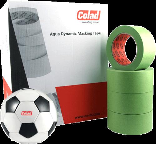 Colad Aqua Dynamic Tape 50mm Doos