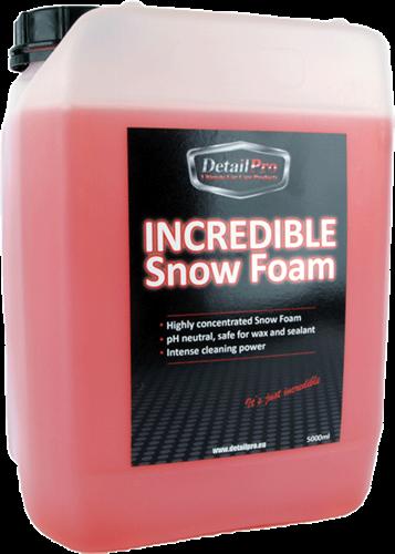 DetailPro Incredible Snow Foam 5L