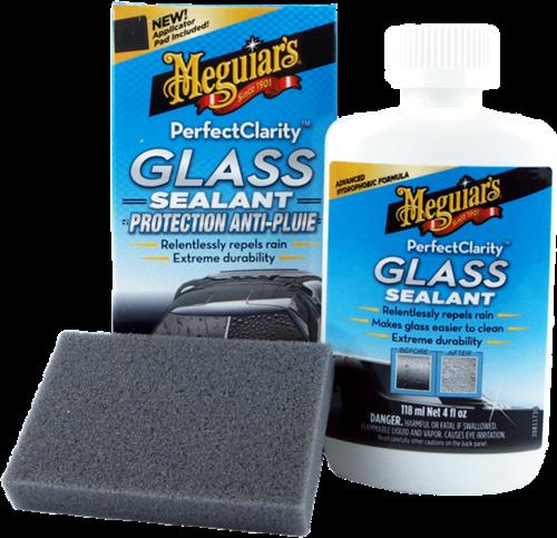 Meguiar's Perfect Clarity Glass Sealant