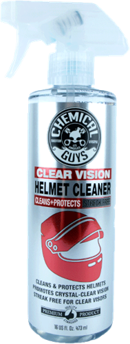 Chemical Guys Clear Vision Helmet Cleaner & Protectant