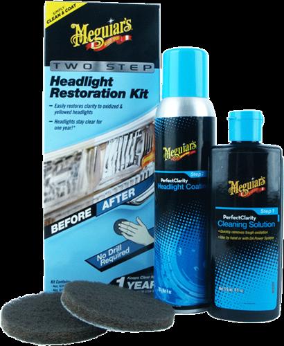 Meguiar's Headlight Restoration Kit