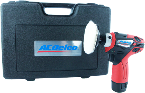 ACDelco ARS1212 Cordless Mini Polisher