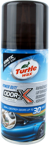 Turtle Wax Power Out Odor-X Whole Car Blast - Kinetic