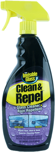 Invisible Glass - Cleaner + Repellant