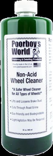 Poorboy's World Non-Acid Wheel Cleaner 946ml