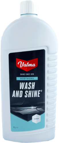 Valma Wash and Shine 1L