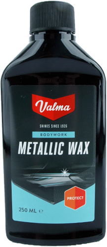 Valma Metallic Wax 250ml