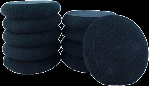 DetailPro Super Soft UFO Black 10 Pack