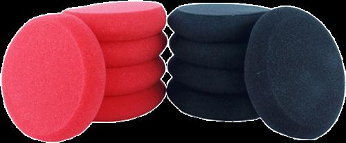 DetailPro Super Soft UFO 5 red + 5 Black