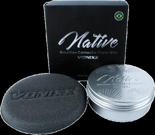 Vonixx Native Carnauba Paste Wax - 100ml