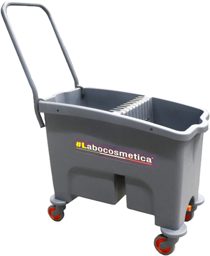 Labocosmetica #Comodo 2 bucket system