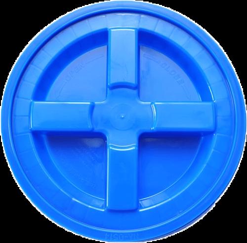 Grit Guard Gamma Seal Lid Blue