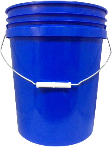 Grit Guard Bucket Blue