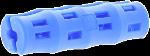 Grit Guard Snappy Grip Bucket Handle Blue