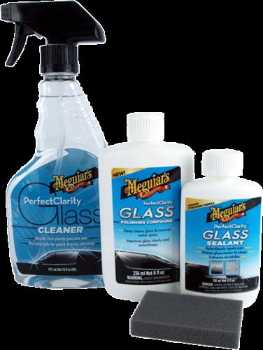 Meguiar's Glass Clean & Seal Voordeelbundel