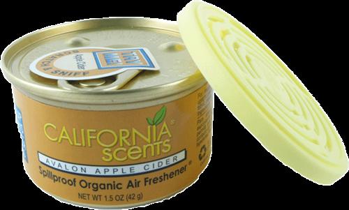 California Scents Avalon Apple Cider