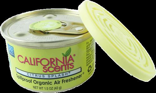 California Scents Citrus Splash