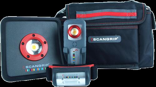 Scangrip Detailing Kit Essential