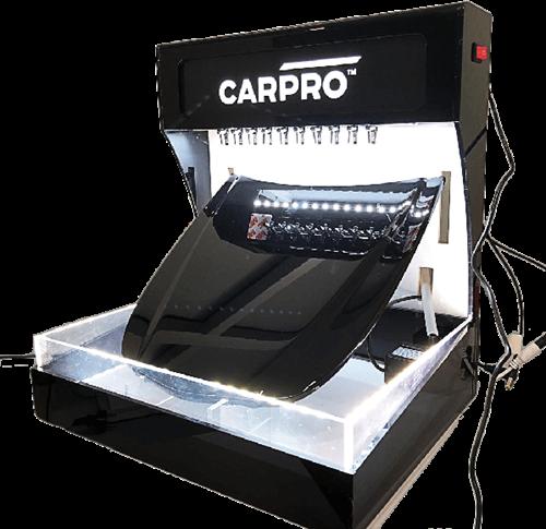 CarPro CQuartz Water Drops Display