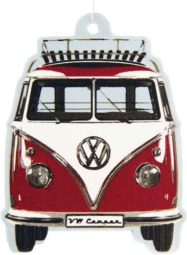 VW T1 Bus Airfreshener Vanilla / Re