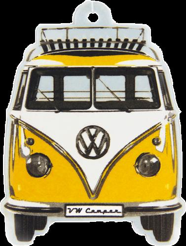 VW T1 Bus Airfreshener Citrus / Yel