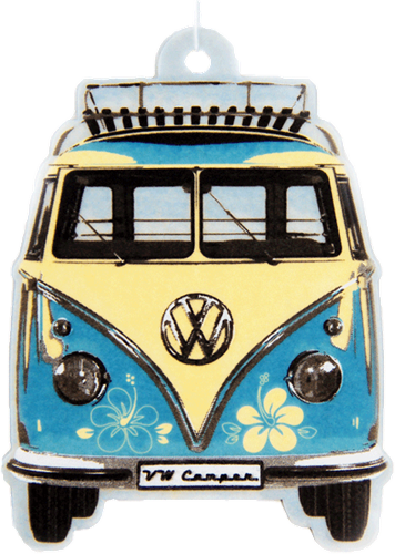 VW T1 Bus Airfreshener Pina Colada