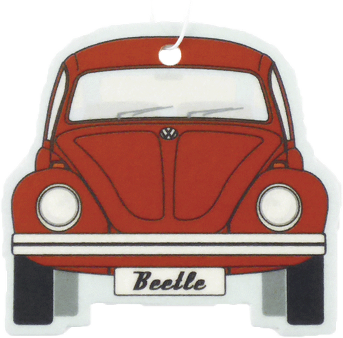 VW Beetle Airfreshener Melon / red
