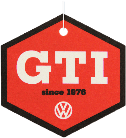 VW GTI Airfreshener Cocos