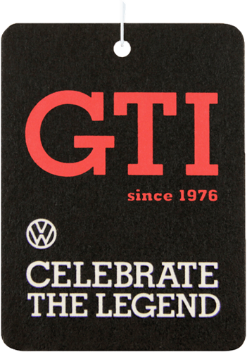 VW GTI Airfreshener Sport Fresh