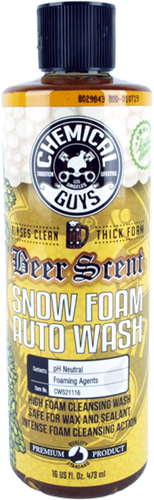 Chemical Guys Beer Scent Snow Foam