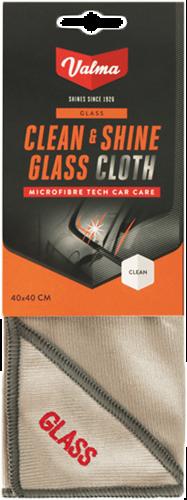 Valma Microvezel Glasdoek