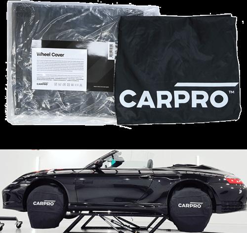 CarPro Wheel Covers (4 stuks)