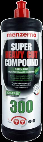 Menzerna Super Heavy Cut 300 Green Line 1L