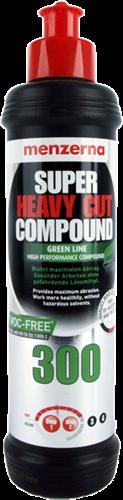Menzerna Super Heavy Cut 300 Green Line 250ml