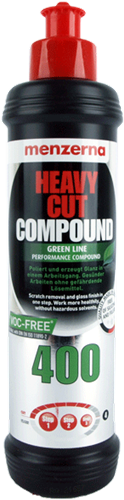 Menzerna Heavy Cut 400 Green Line 250ml