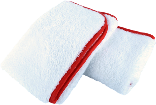 Whire Soft Microfiber Towel 2 pack