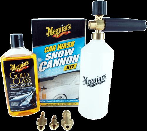 Meguiar's Snow Foam Cannon Kit
