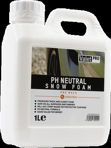 ValetPro pH Neutral Snow Foam 1L