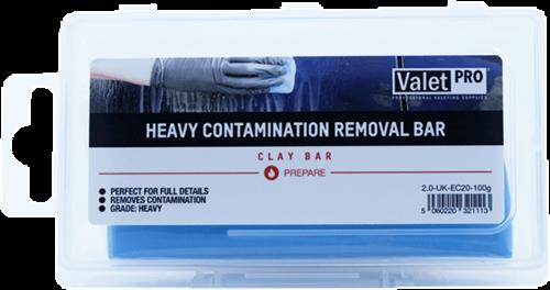 ValetPro Heavy Contamination Removal Bar 100g