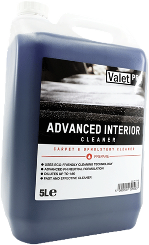 ValetPro Advanced Interior Cleaner 5L