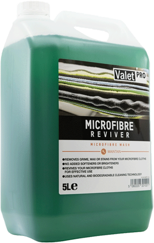 ValetPro Microfibre Reviver 5L
