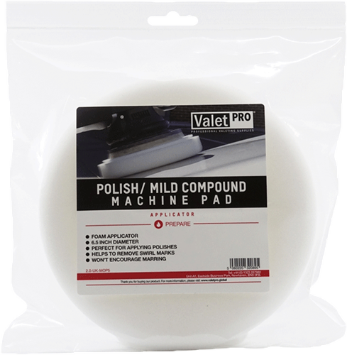 ValetPro Polish/Mild Compound Machine Pad (6.5 inch)