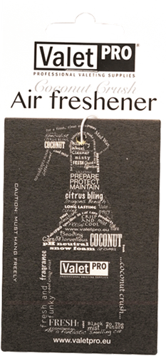 ValetPro Coconut Crush Air Freshener