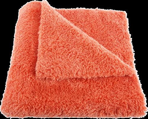Mike O'Fiber Royal Plush Microfiber Towel Orange